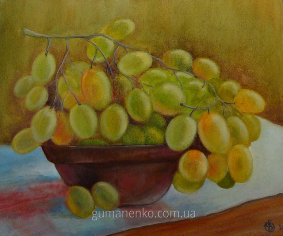 Cпелый виноград