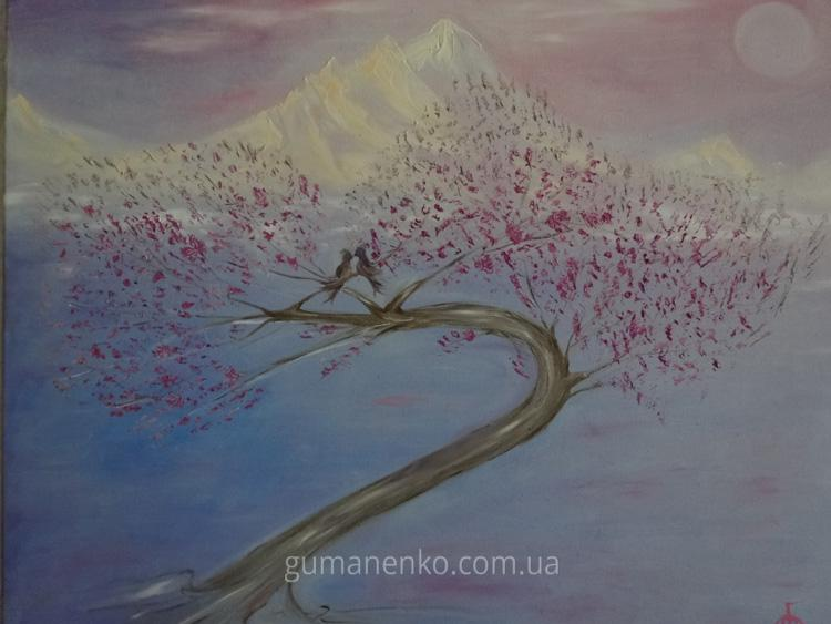 Розовые горы